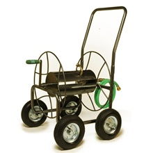 Yard Butler 350' Four Wheeled Hose Reel Cart