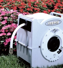 Legacy 50' Retractable Garden Hose Reel