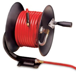 Legacy Manual Air Hose Reel with 50 ft. hose