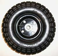 Replacement METAL Hub Tire (Liberty Garden Products Models only)