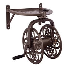 Liberty Garden Products 125' NAVIGATOR Rotating Hose Reel