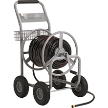Strongway Hose Reel Wagon — Holds 400ft. x 5/8in. Hose