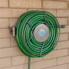 Yard Butler Wall Mounted Garden Hose Reel