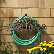 Whitehall Foliate Hose Holder